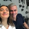穆里尼奥ins祝女儿21岁生日快乐